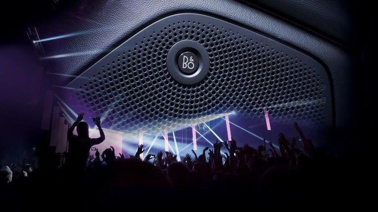 B&O Play Sound system